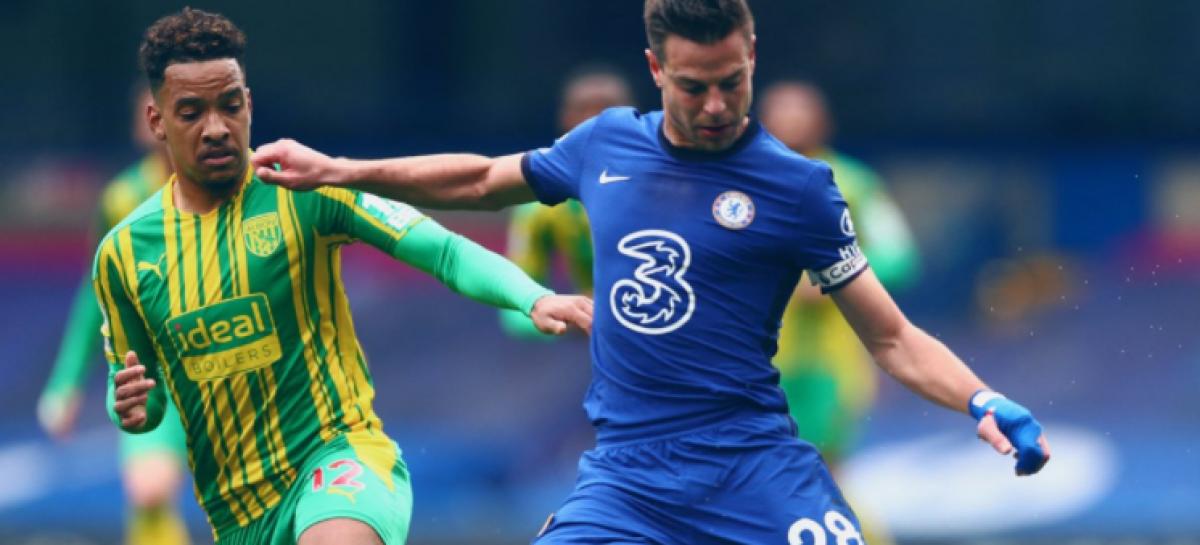 Chelsea FC 2-5 West Bromwich Albion FC | KRAJ