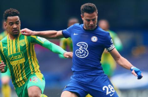 Chelsea FC 2-5 West Bromwich Albion FC   KRAJ