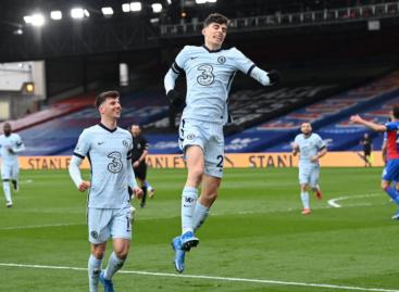Crystal Palace FC 1-4 Chelsea FC | KRAJ