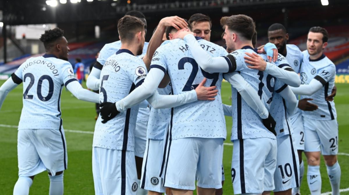 Crystal Palace FC 1-4 Chelsea FC | OCJENE