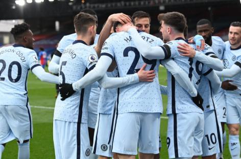 Crystal Palace FC 1-4 Chelsea FC   OCJENE