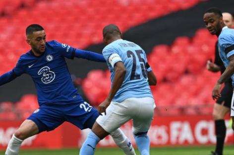 Chelsea FC 1-0 Manchester City FC | KRAJ