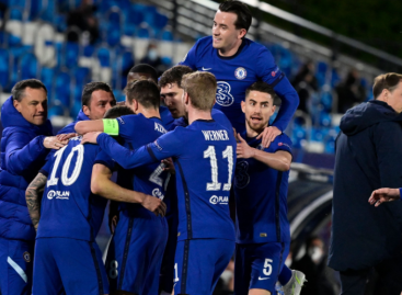 Real Madrid C.F. 1-1 Chelsea FC | OCJENE