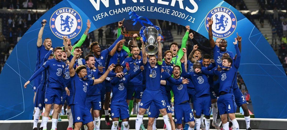 Manchester City FC 0-1 Chelsea FC   KRAJ