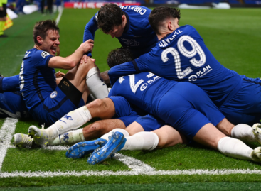 Chelsea FC 2-0 Real Madrid C.F.    OCJENE