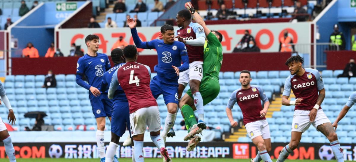 Aston Villa FC 2-1 Chelsea FC   OCJENE