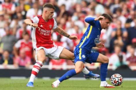 Arsenal FC 0-2 Chelsea FC | KRAJ