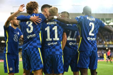 Chelsea FC 1-1 (6-5p) Villarreal CF   KRAJ