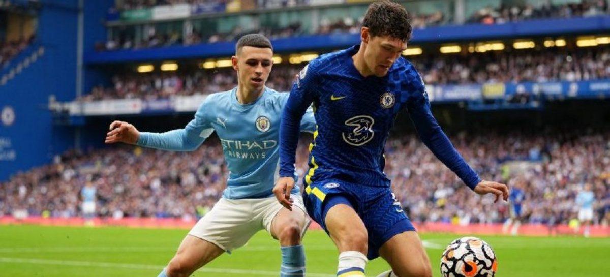 Chelsea FC 0-1 Manchester City FC   KRAJ