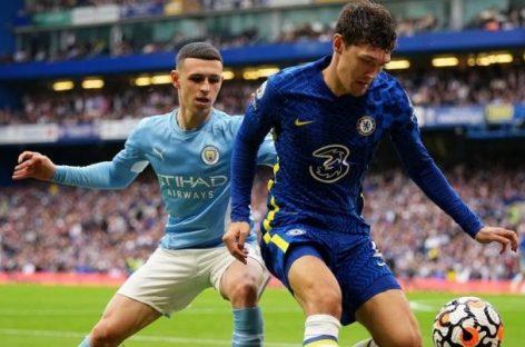 Chelsea FC 0-1 Manchester City FC | KRAJ