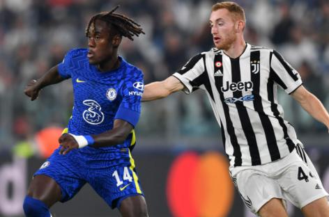 Juventus FC 1-0 Chelsea FC | KRAJ