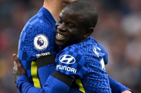 Tottenham Hotspur FC 0-3 Chelsea FC | KRAJ