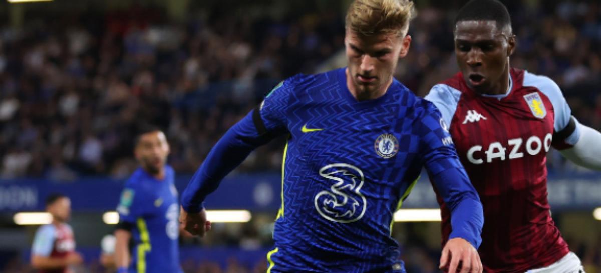 Chelsea FC 1-1 (4-3p) Aston Villa FC | KRAJ