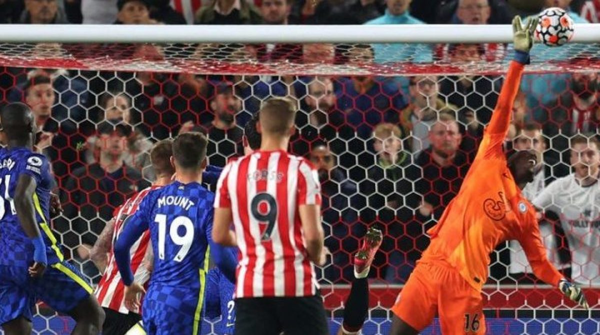 Brentford FC 0-1 Chelsea FC | KRAJ